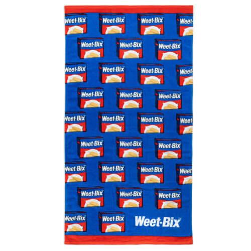Weet-Bix Beach Towel